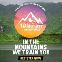 Wilderness Trekking Course - 2018 Batch