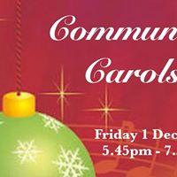 Caboolture East SS Community Carols
