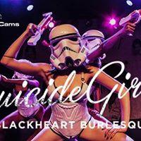 Austin - SuicideGirls Blackheart Burlesque