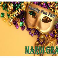 Its Mardi Gras Time - Family Fun Fair