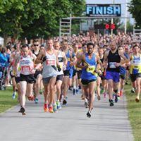 Southport Half Marathon 10k and mile fun run