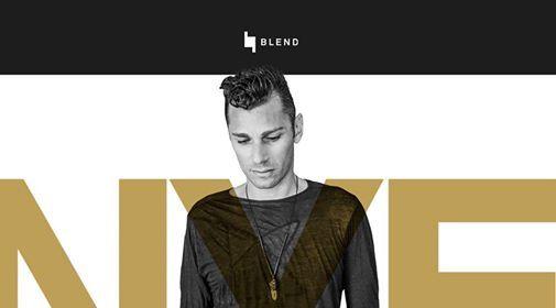 Blend NYE with Fabrizio Maurizi