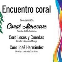 Encuentro coral a beneficio 2110