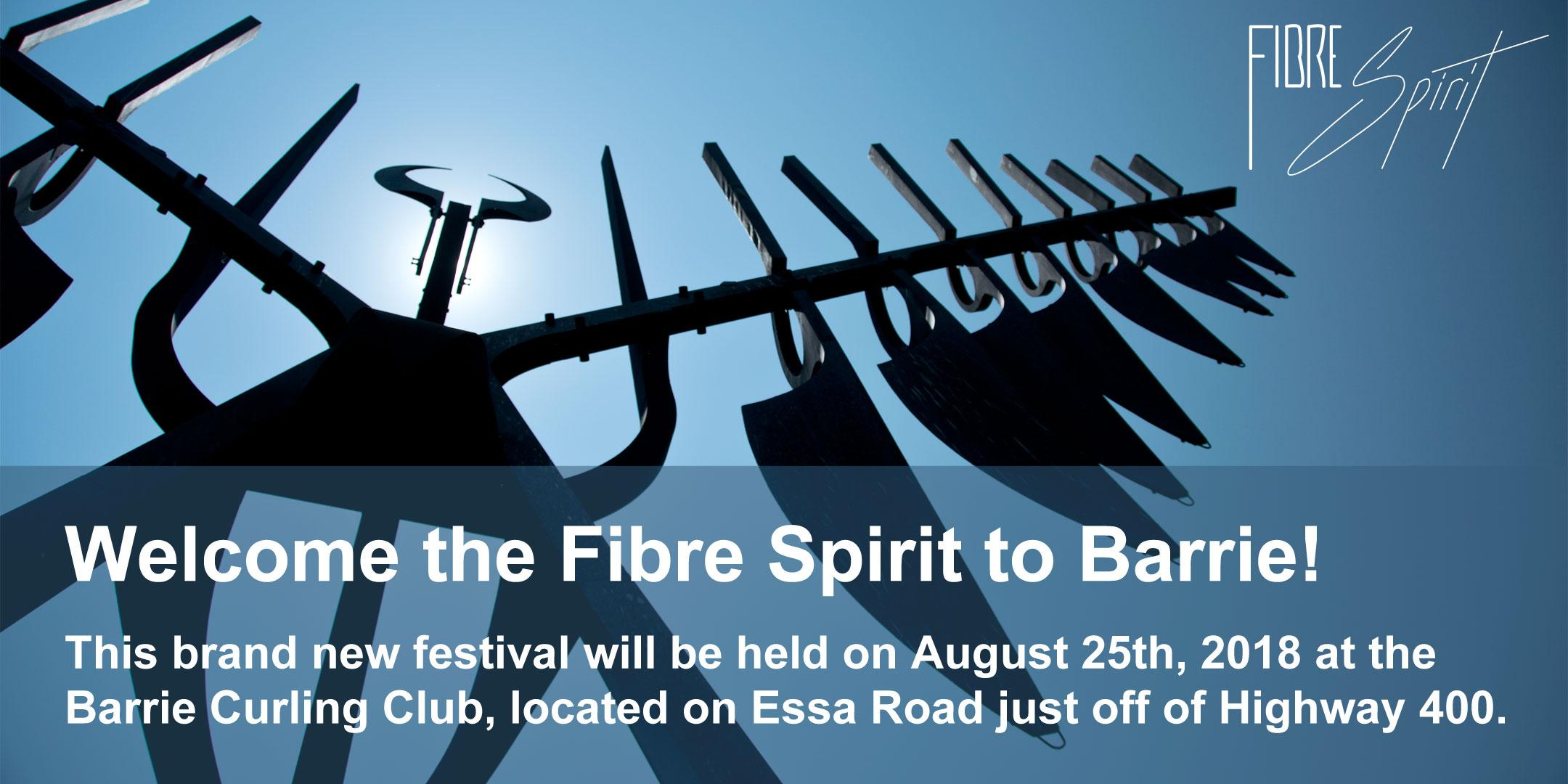 Fibre Spirit at Barrie Curling Club, Barrie