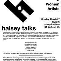 Halsey Talks 5 Women Artists