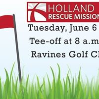 Holland Rescue Mission 2017 Golf Outing