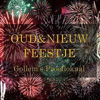 Oud&ampNieuw Feestje