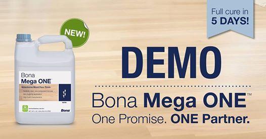 Bona Mega ONE Demo