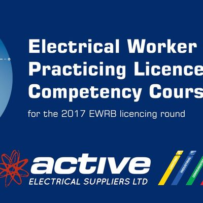 Electrical Workers Competency Programme by Active Electrical - Manukau