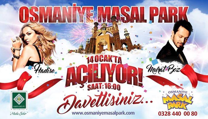 Masal Park Al Hadise Murat Boz Konseri