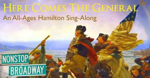 Presidents Day Hamilton Sing-Along - All Ages