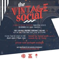 The Vintage Social - Relaunch