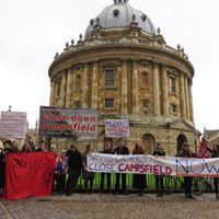 Close Campsfield - end detention now