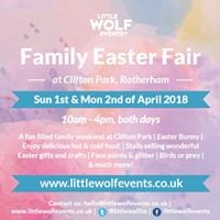 Clifton Park Easter Fair