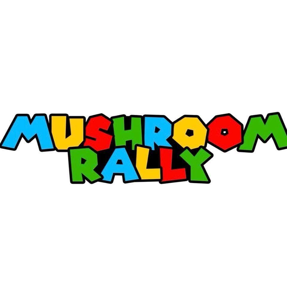 Mushroom Rally U.K. (Liverpool & Manchester)