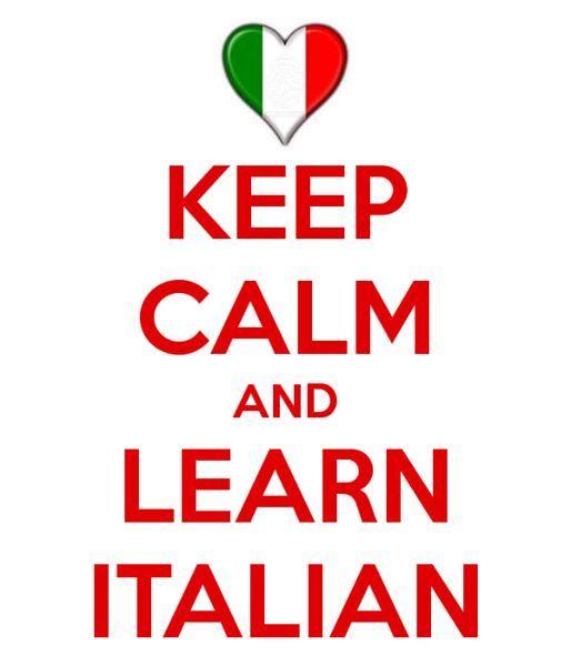 Daytime Italian Classes