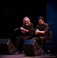 Guest Artist Palmas Jaleo &amp Cante workshops - Luis &amp Miguel