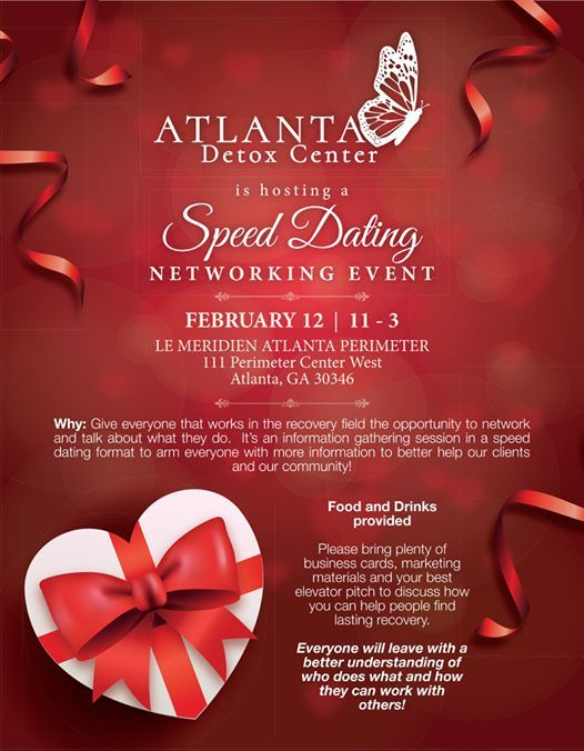 Speed Dating händelse Atlanta