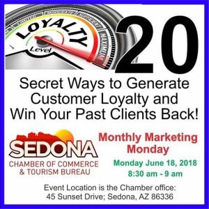 Monthly Marketing 20 Secret Ways to Generate Customer Loyalty