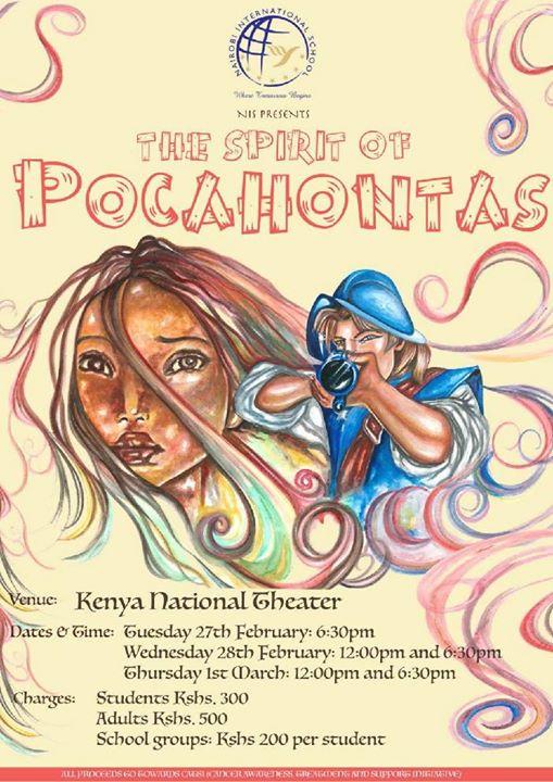 The Spirit of Pocahontas