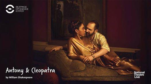 &   Antony & Cleopatra NT Live