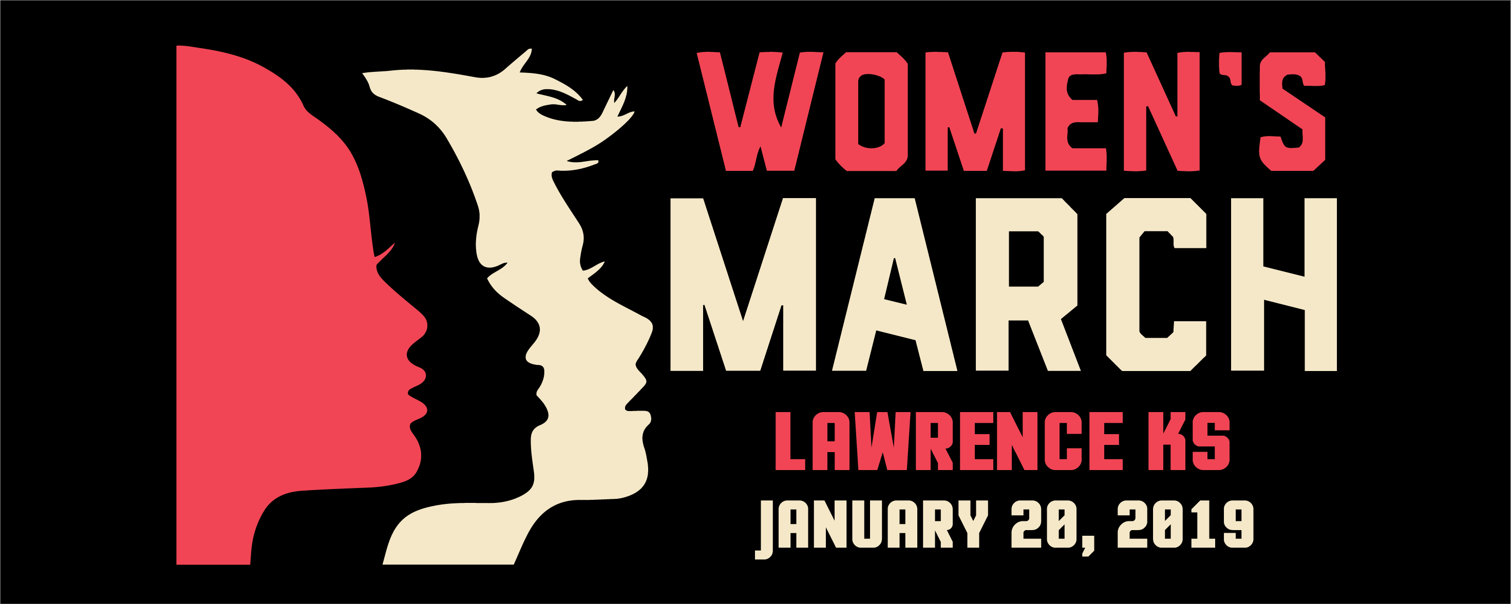 Womens March Lawrence KS 2019