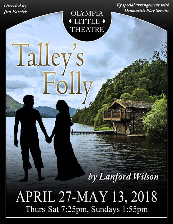 OLT presents Talleys Folly