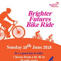 Brighter Futures Bike Ride