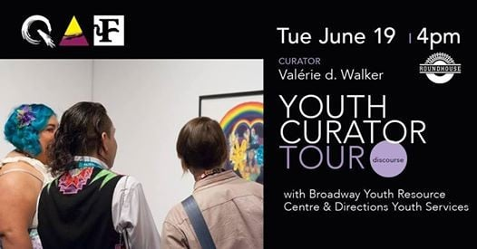 QAF 2018 Youth Curator Tour