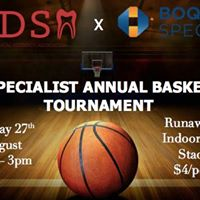 BOQ Specialist Annual GUDSA Basketball Tournament