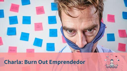 Charla Burn out emprendedor