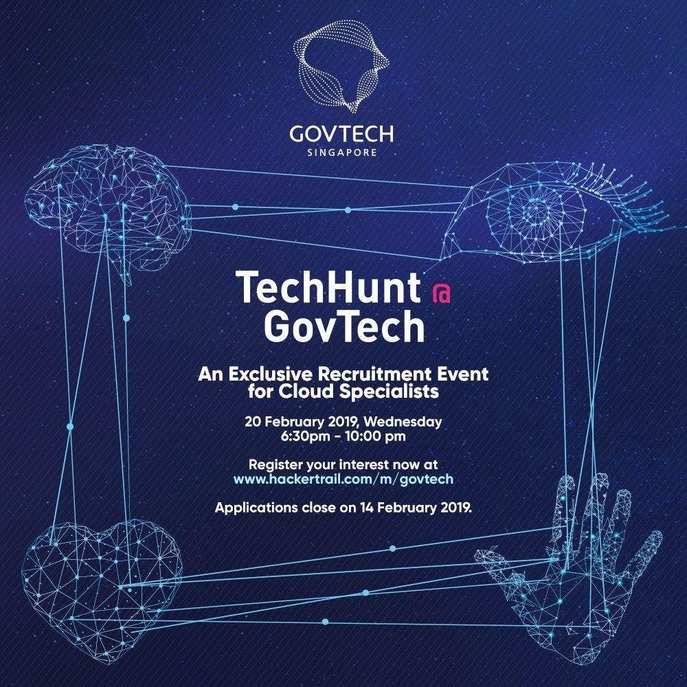 TechHunt  GovTech