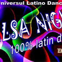 Salsa Night 100% latin dance