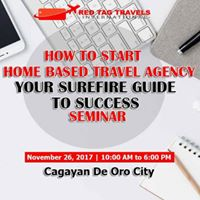 Start a Home Based Travel Agency Your Surefire Guide to Sucess