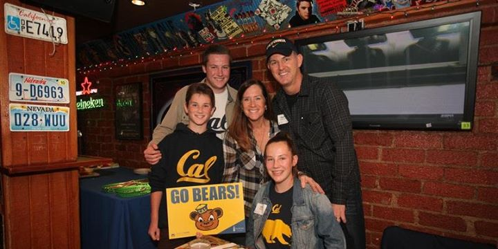 Cal at UCLA Hoops Party