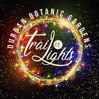 Durban Botanic Gardens Trail of Lights