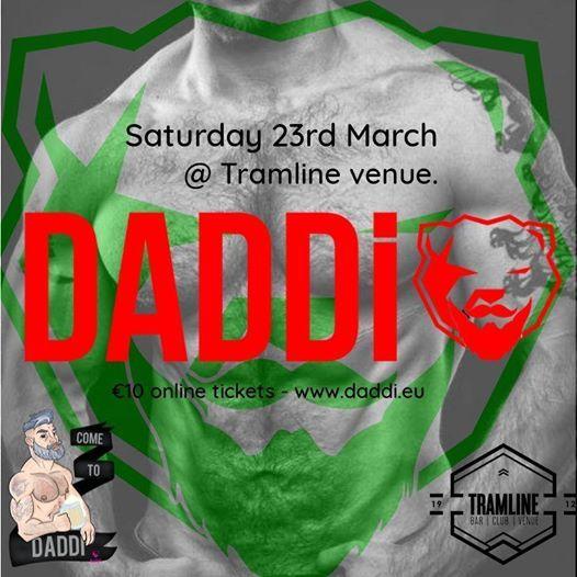 DADDi Saturday 23rd March