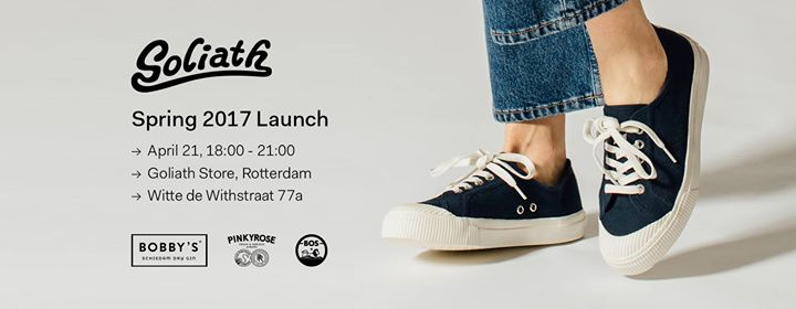 Goliath Spring 2017 Launch