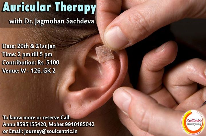 Auricular Therapy Workshop