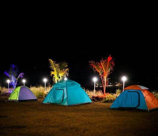 Diwali Celebration at Pawana Lake