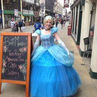 Disney Princesses Afternoon Tea Party