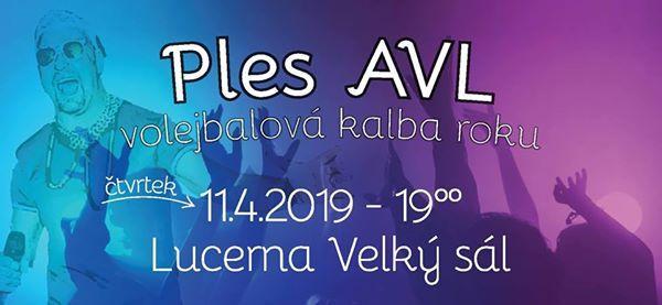 Ples AVL 2019