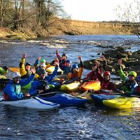 New Year....New River White Water Trip