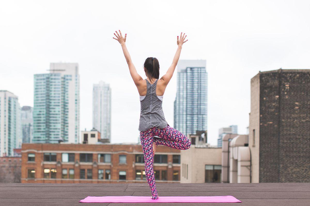 Free Yoga  Mimosa  Sunday Funday