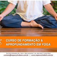 Curso de Formao &amp Aprofundamento em Yoga