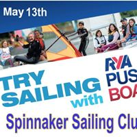 RYA Push The Boat Out at Spinnaker SC