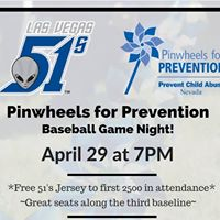 Pinwheels for Prevention Game Night