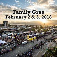 Official Family Gras 2018