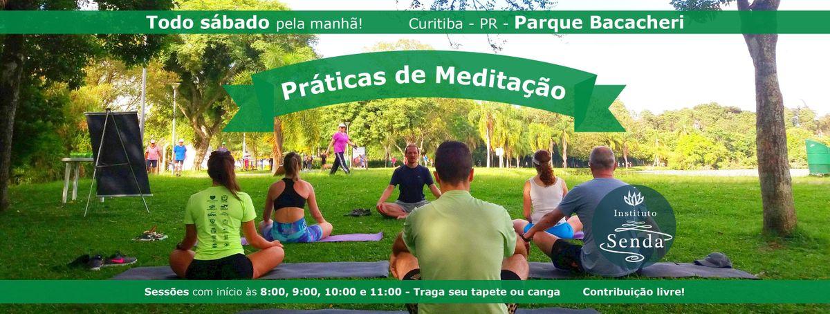Meditao no Parque Bacacheri