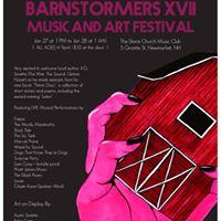 Barnstormers XVII Music and Art Festival